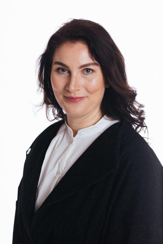 Miriam Jezek - Inhaberin von GRAND STYLES